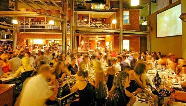 Garden Grill Dining Brisbane